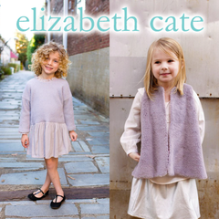 Elizabeth Cate clothing for little girls.