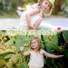 Everbloom clothing for children