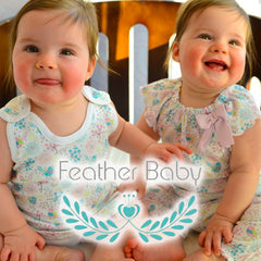 Feather Baby clothing for babies.