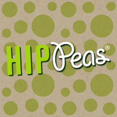 Hip Peas organic hair care products for babies and children.