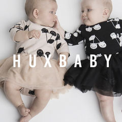 Hux Baby clothing for hip kids and babies!
