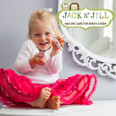 Jack N' Jill tooth care for children.