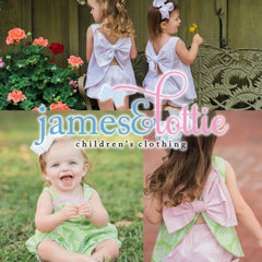 James And Lottie clothing for children and babies.
