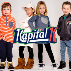 Kapital K hip clothing for children!