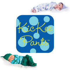 Kickee Pants swaddles, blankets, pajamas, and clothing for children and babies.