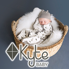 Kyte Baby clothing, blankets, washcloths and more for babies.