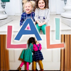 Lali Kids clothing for little girls.