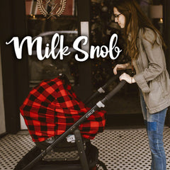Milk Snob Stroller Covers and wraps for babies.