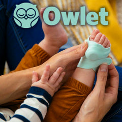 Owlet Baby Care sleep sensors.