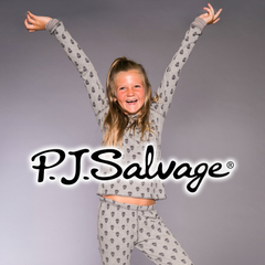 PJ Salvage pajamas for children and babies.