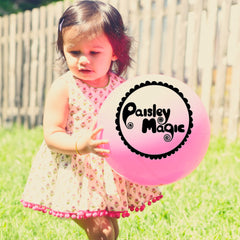Paisley Magic clothing for children and babies.
