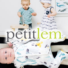 Petit Lem clothing for children and babies.