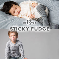 Sticky Fudge clothing for children and babies.