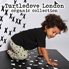 Turtledove London clothing for children, babies, and kids.
