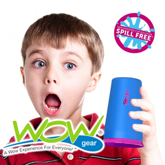 Wow Gear snack and drink accessories for babies and toddlers.
