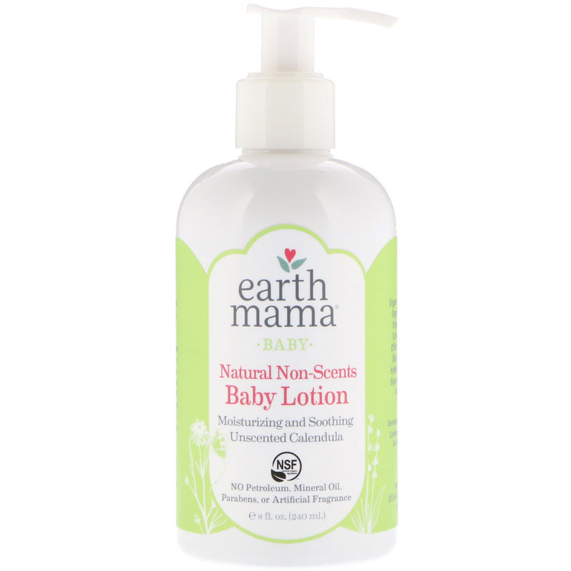 Natural Non Scent Baby Lotion