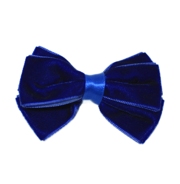 Blair Navy Hairclip