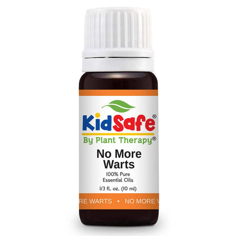 10 mL No More Warts KidSafe Essential Oil