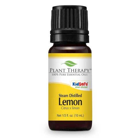 10mL Lemon Steam Distilled Essential Oil
