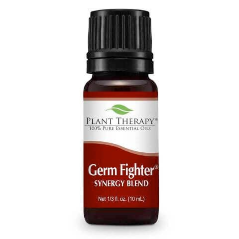 10 mL Germ Fighter Synergy Essential Oil