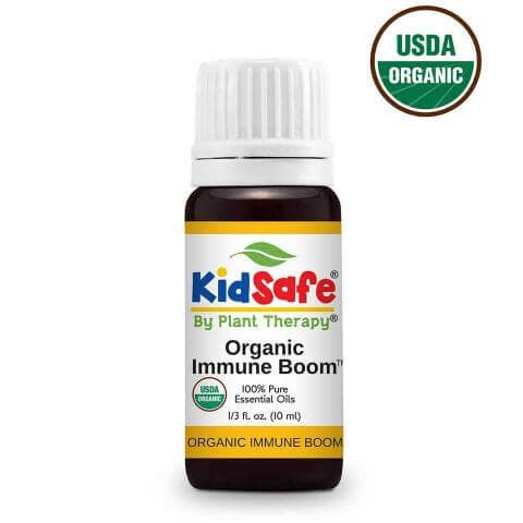 10 mL Immune Boom KidSafe Certified Organic Essential Oil