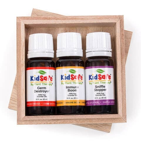 KidSafe Wellness Sampler Set