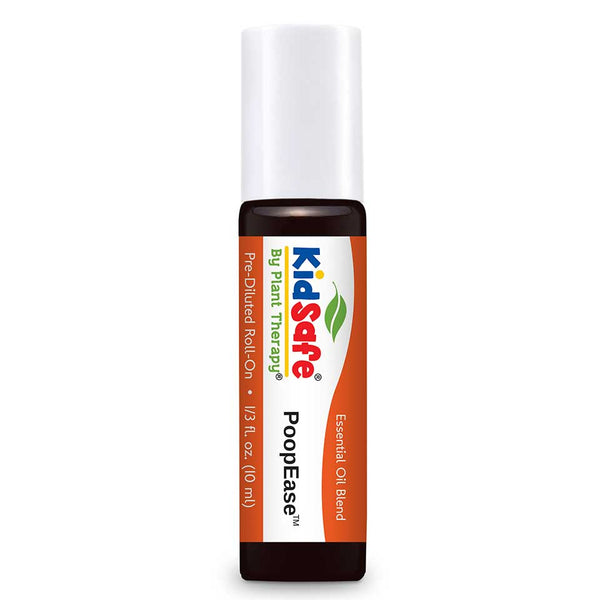 10 mL PoopEase KidSafe Essential Oil Pre-Diluted Roll on
