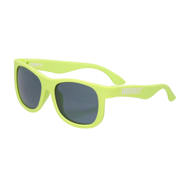Sublime Lime Navigator Sunglasses