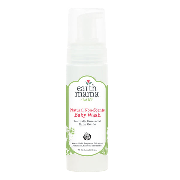 Natural Non Scent Baby Wash