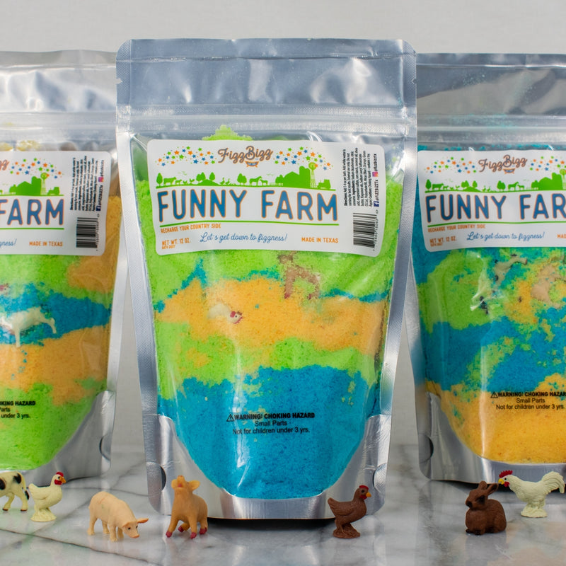 Funny Farm Bath Salt