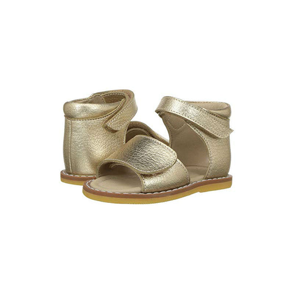 Claire Sandal in Gold