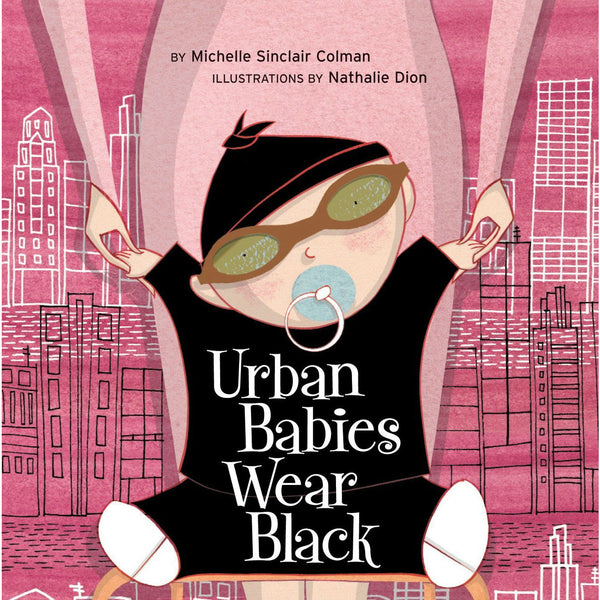 Urban Babies Wear Black