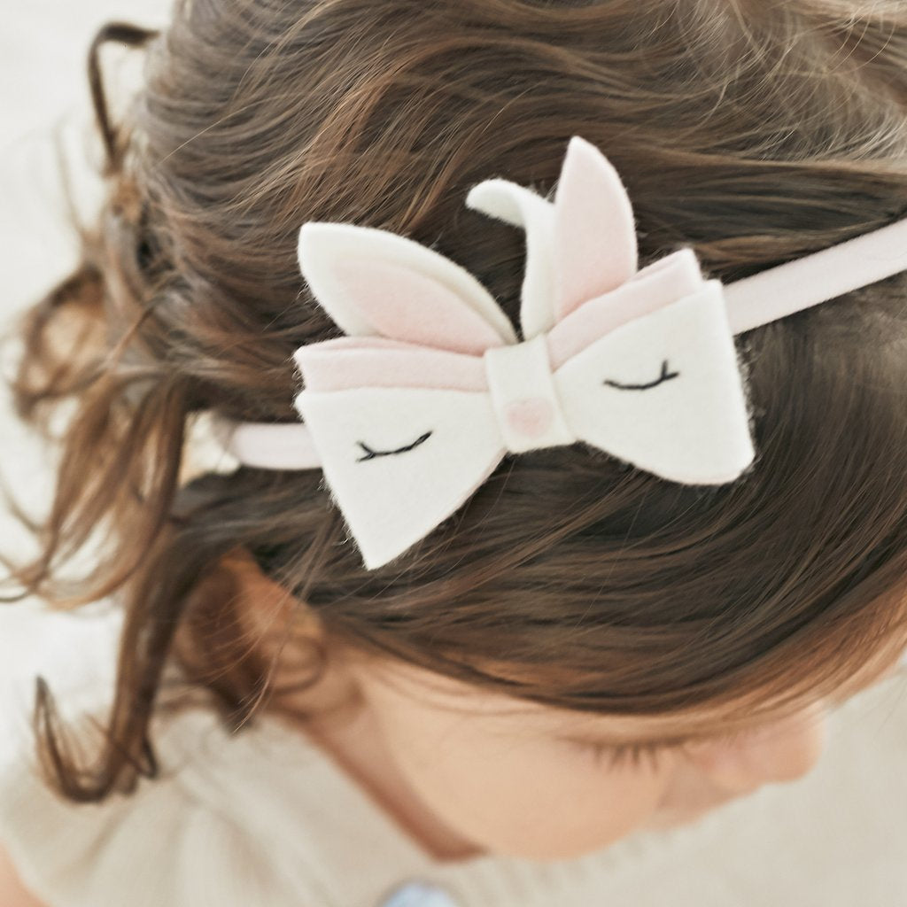 Bunny and Mouse- 2 Pack Headbands
