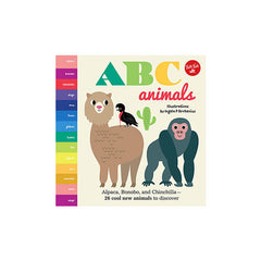 ABC Animals: Little Concepts