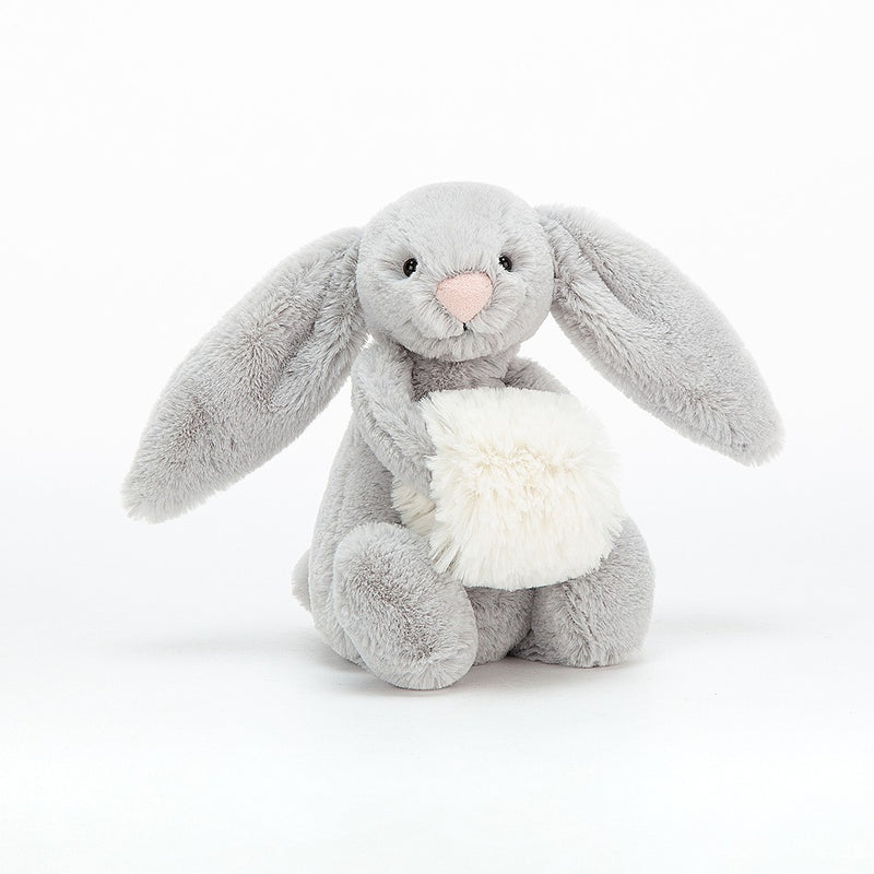 Grey Bashful Snow Bunny Small