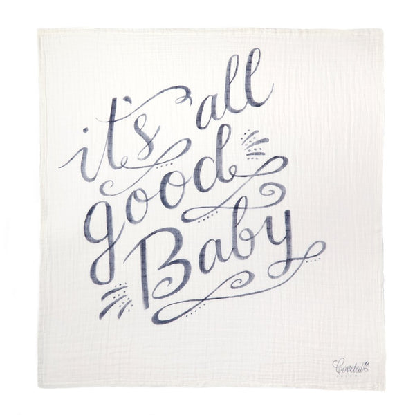 It's All Good Baby Organic Swaddle