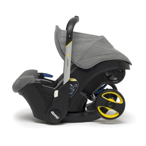 Grey Storm Infant Car Seat
