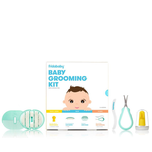 Baby Grooming Kit (You'll Actually Use)