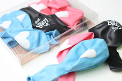 Gender Reveal Trio Balloons Set of 3