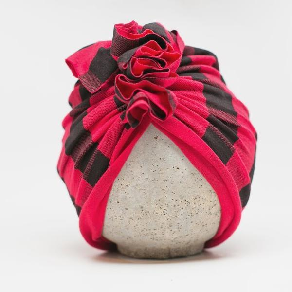 Red Buffalo Limited Headwrap