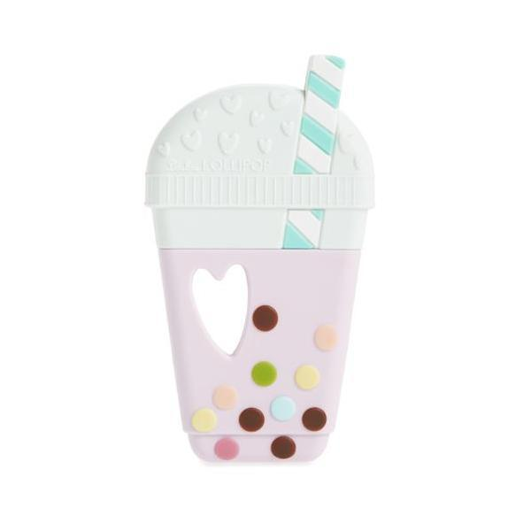 Taro Milk Tea Bubble Tea Teether