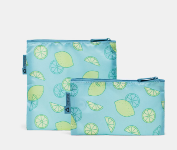 Lime Snack Bag Duo