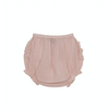 Cecily Peach Frill Bloomers