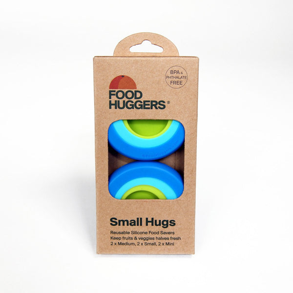 Small Food Hugger 6 Pack