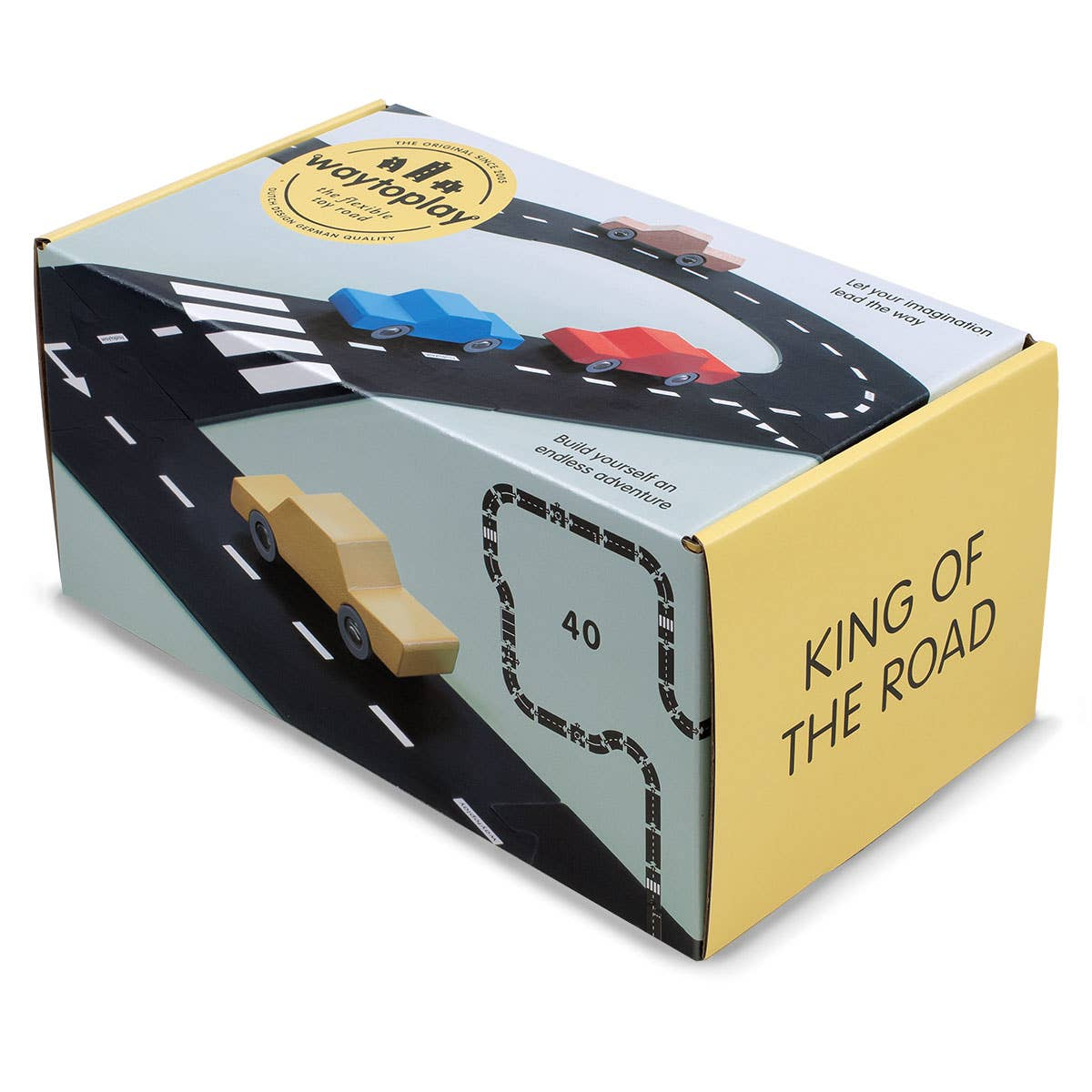 King Of The Road Organic Researched Ethically Made