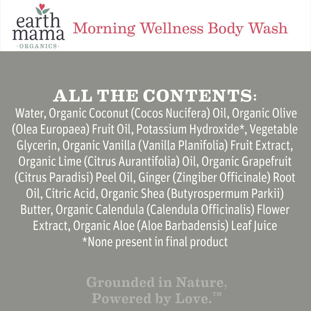 Morning Wellness Body Wash