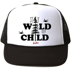 Stay Wild Trucker Hat