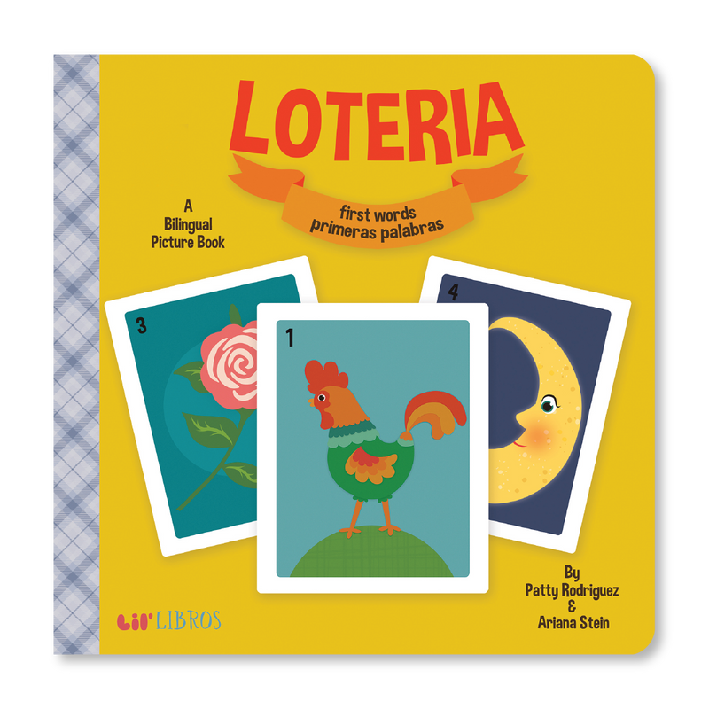 Loteria: First Words Primeras Palabras