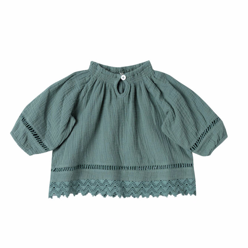 Rainforest Quincy Blouse