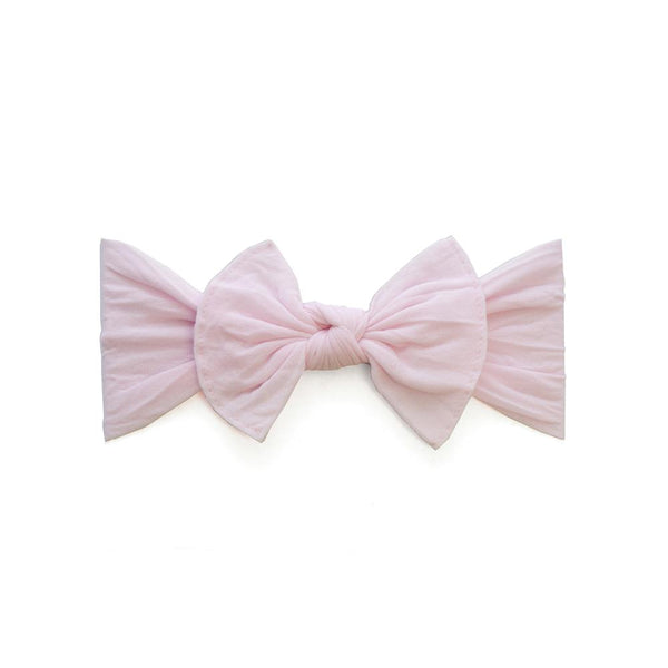 Pink Itty Bitty Knot Headband